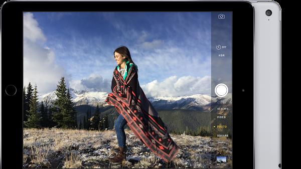 Apple iPad Air 2 - Cameras