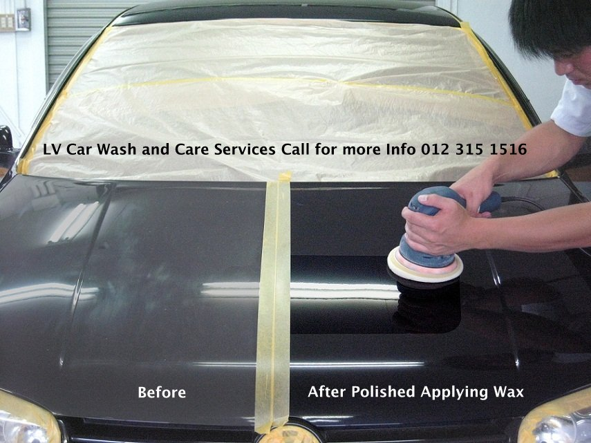What Does Polish Do To Car Paint