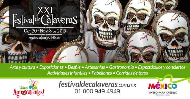 festival calaveras 2015 aguascalientes