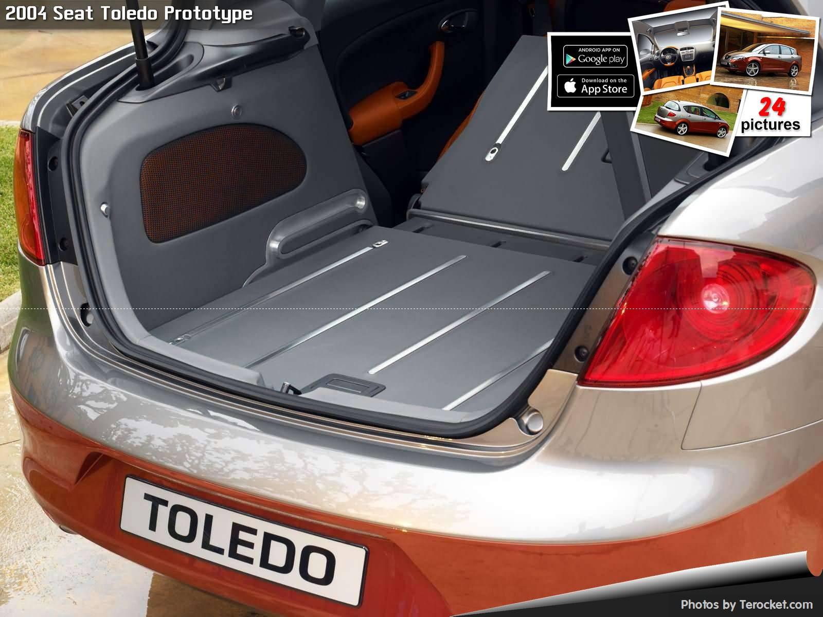 Hình ảnh xe ô tô Seat Toledo Prototype 2004 & nội ngoại thất