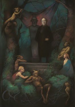 Arthur Machen Project, by Matthew Jaffe