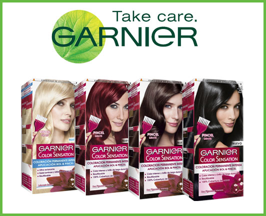 Tinte O Baño De Color | Belleza De Themyscira Coloracion Permanente Color Sensation Garnier