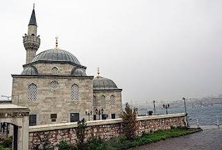 Şemsi Pasha Mosque, Üsküdar