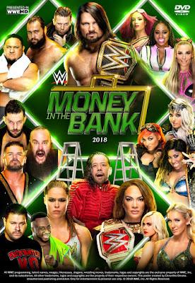 WWE Money In The Bank 2018 Custom HD Latino