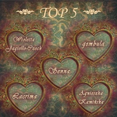 Top 5 - 11/2013 bei Szuflada