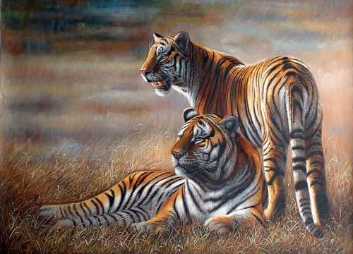 Famous animal paintings artists - photo#12