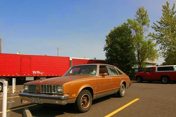 Daily turismo 1k worlds ugliest 1978 oldsmobile cutlass for 1978 cutlass salon