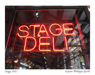 Image of Stage deli in NYC, New York