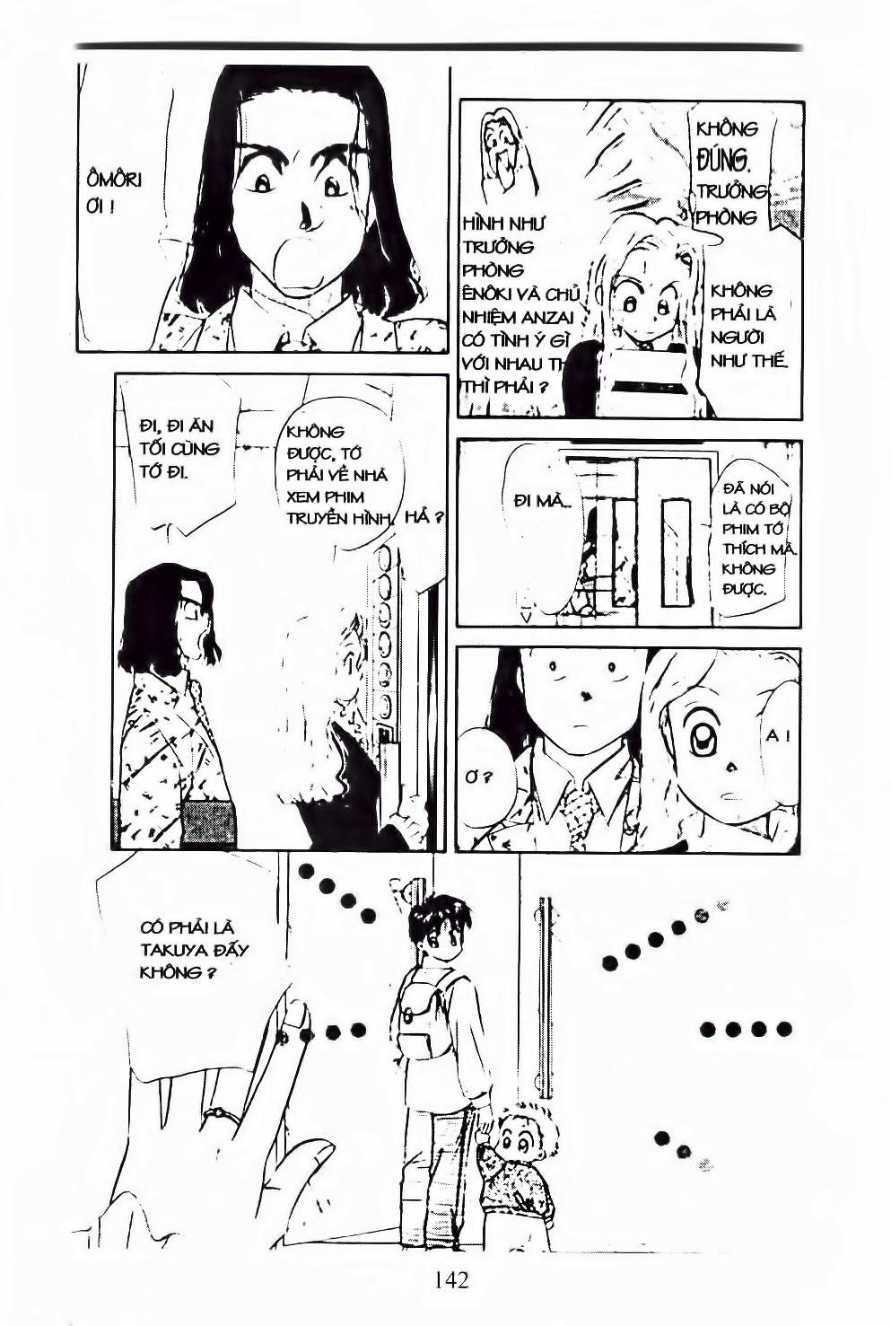 Em Bé Và Tôi chap 53 - Trang 19