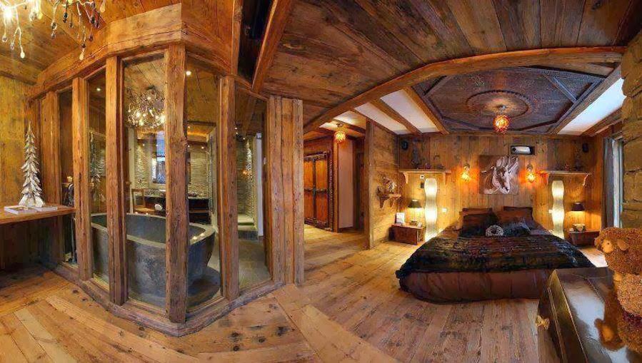 Emejing arredamento soggiorno rustico images house for Arredamento rustico casa