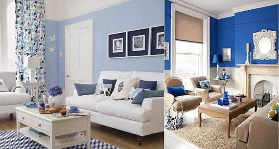 Simple Living Room Ideas For Small Spaces (7 Image)