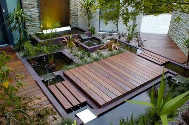 Garden Design Ideas: Urban Garden Design