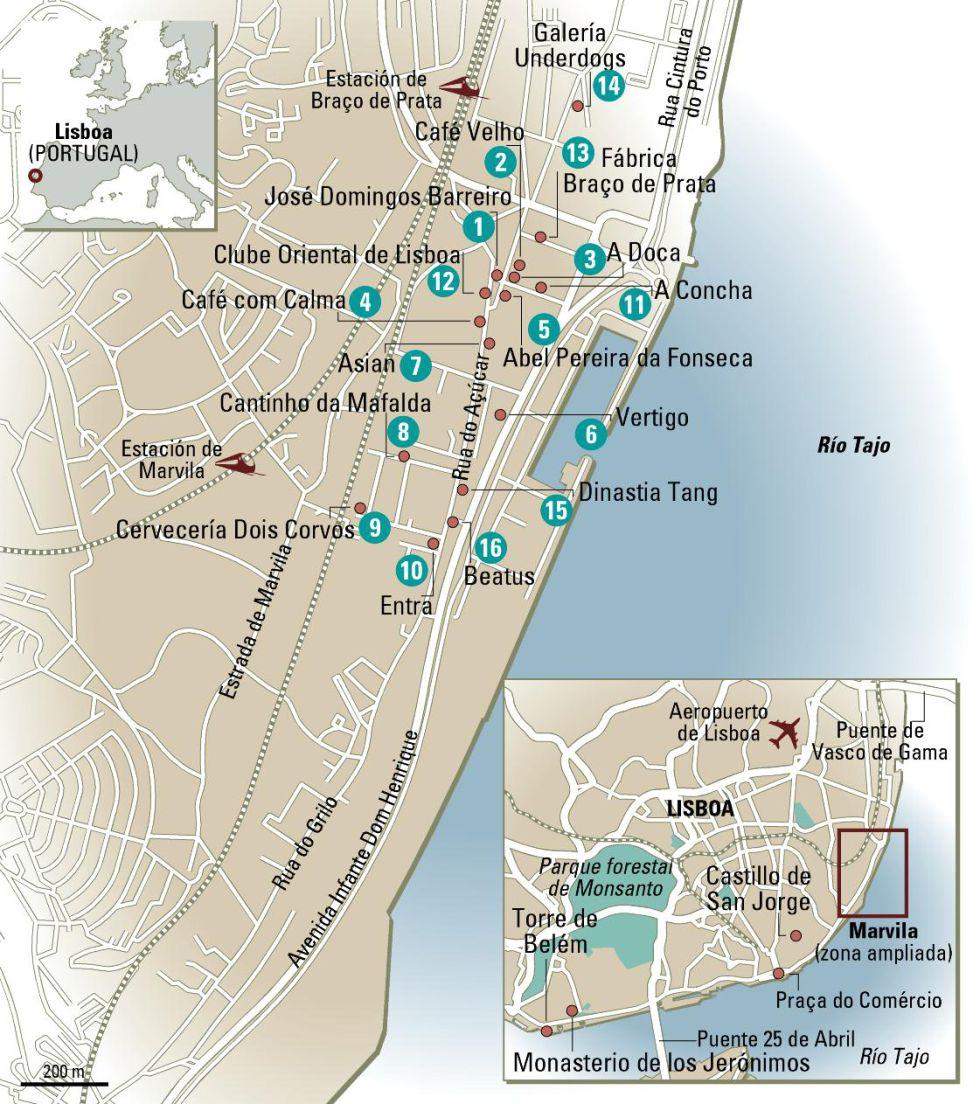 Marvila, el barrio más innovador
