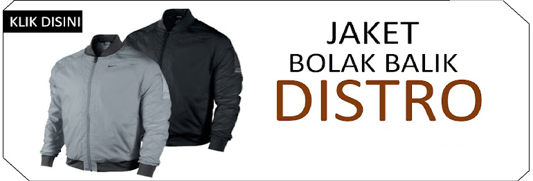 STOCK JAKET 2IN1