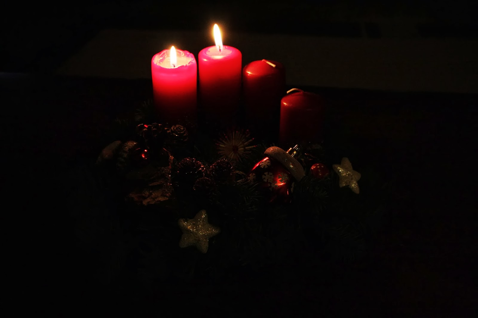 As Far I Know In The US Lighting Of Advent Wreath Is Only Done Churches Where Every Sunday Another Candle Lit