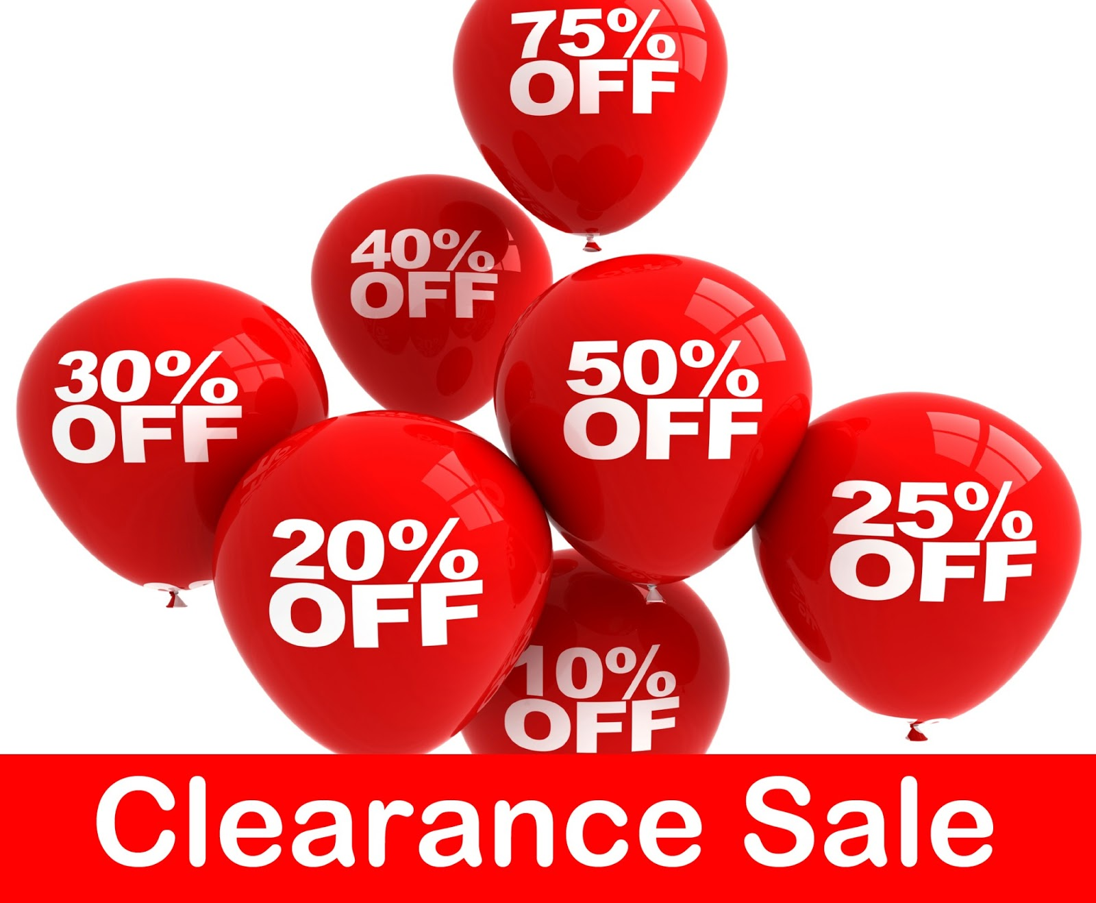 Beauty By Crystal: 5 Tips to Clearance Sale Shopping