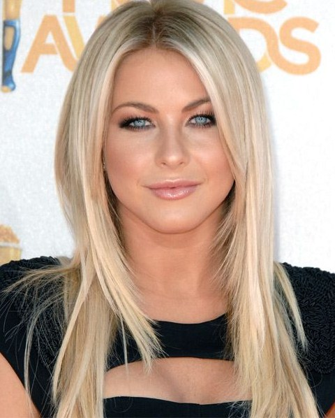 Blonde and Long Straight Hairstyles for Modern Women - FEMALE SPOTS