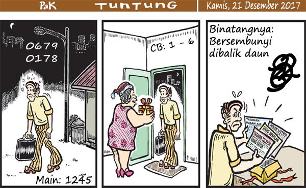 Prediksi Gambar Pak Tuntung Kamis 21 12 2017
