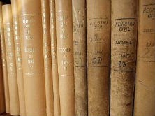 Libros do Rexistro Civil