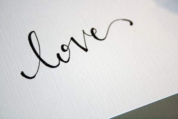 Calligraphy Handwriting