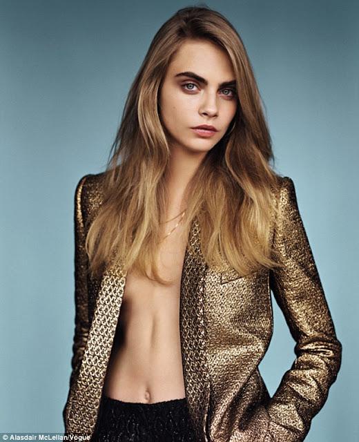 Cara Delevingne Sexiest Female Models