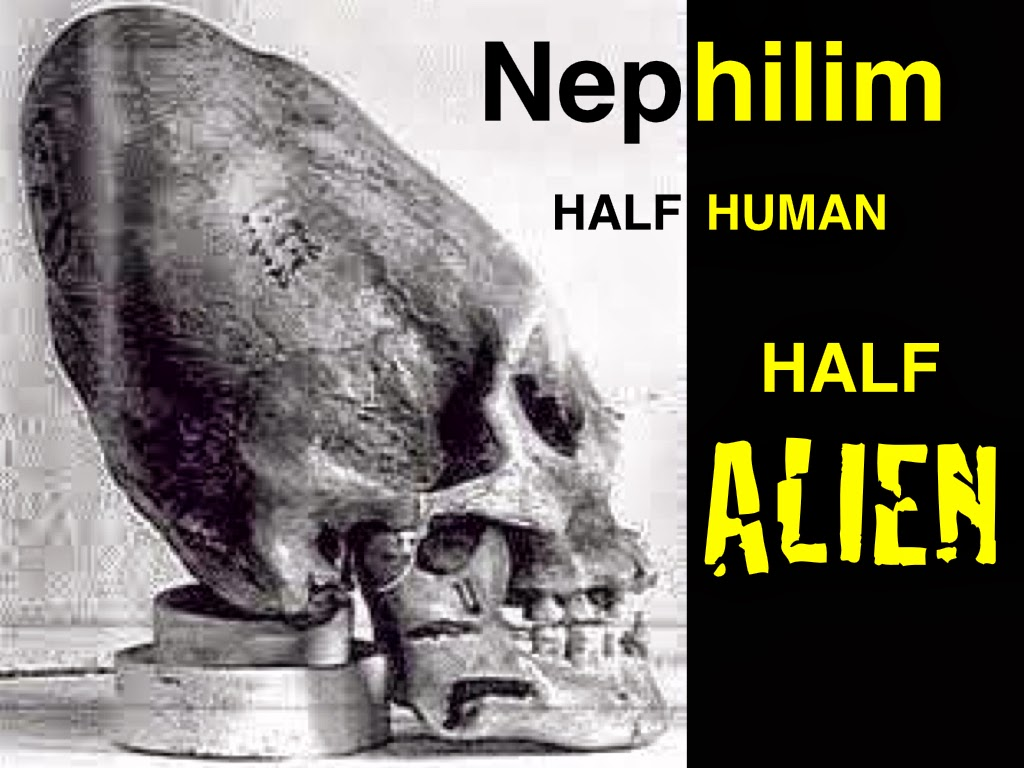"Nephilim, ""The Fallen Ones"" Are They Real?"