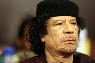 Muammar Gadaffi