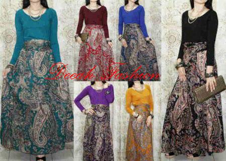 Tips Tampil Modis Dengan Batik