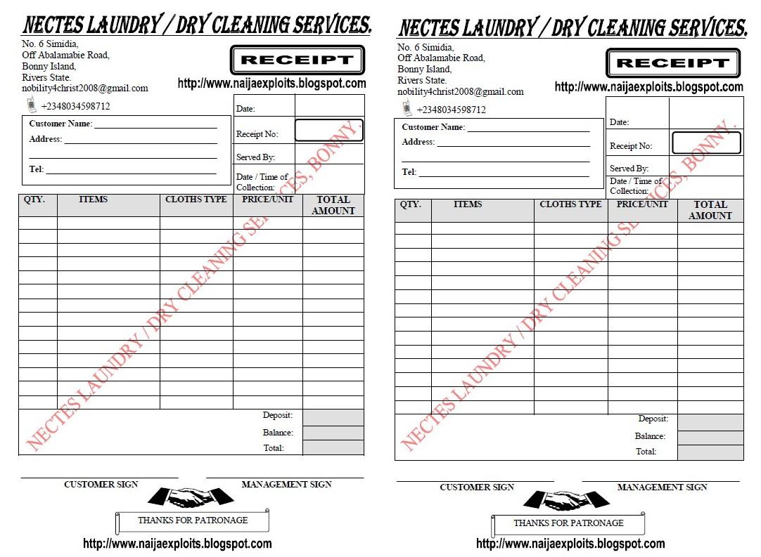 ExpressExpense Custom Receipt Maker Online Receipt Template Tool – Book Receipt Format