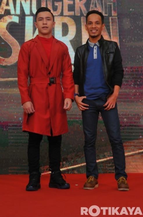 Gambar Sekitar Karpet Merah Anugerah Skrin 2015 (ASK2015)