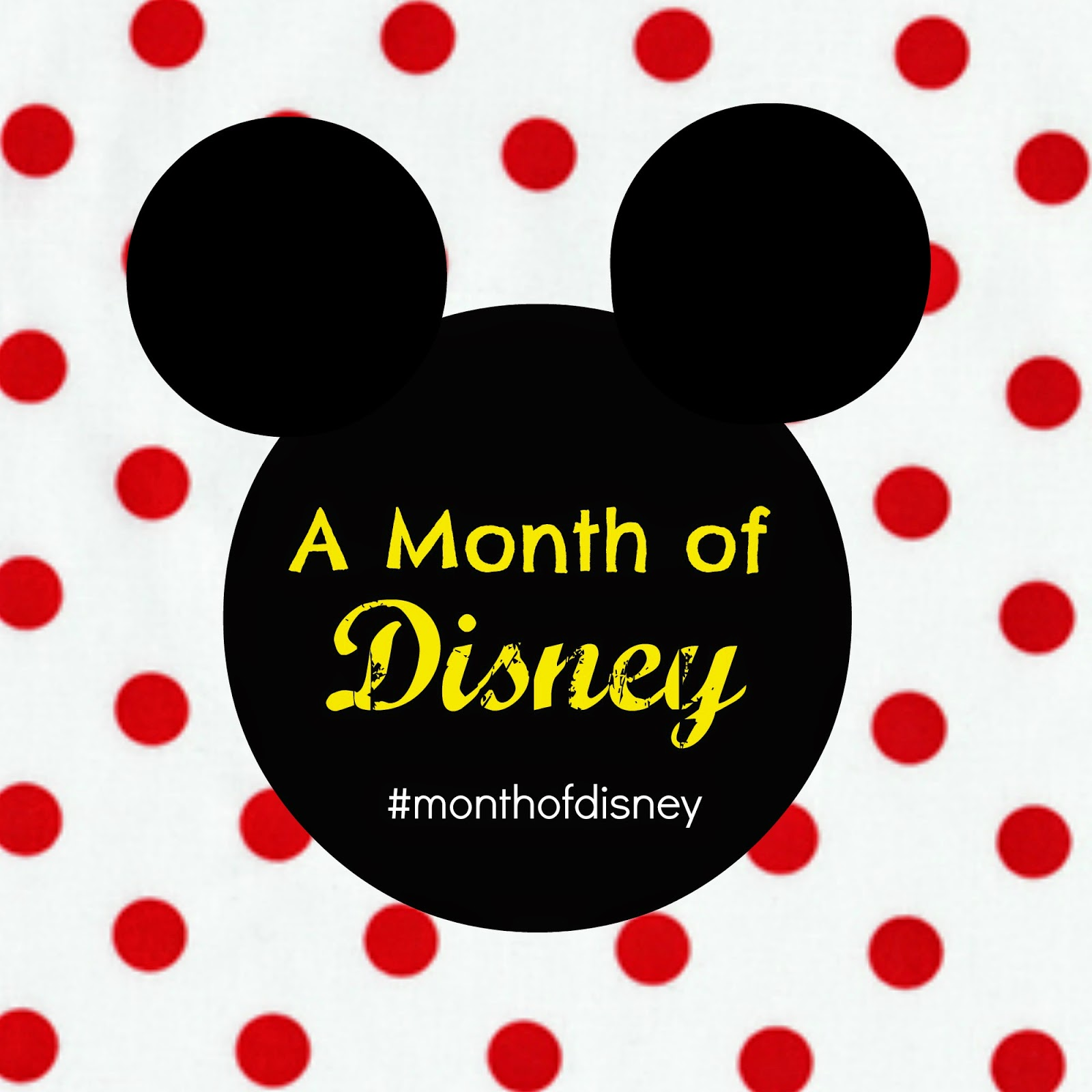 month of disney with r&R workshop