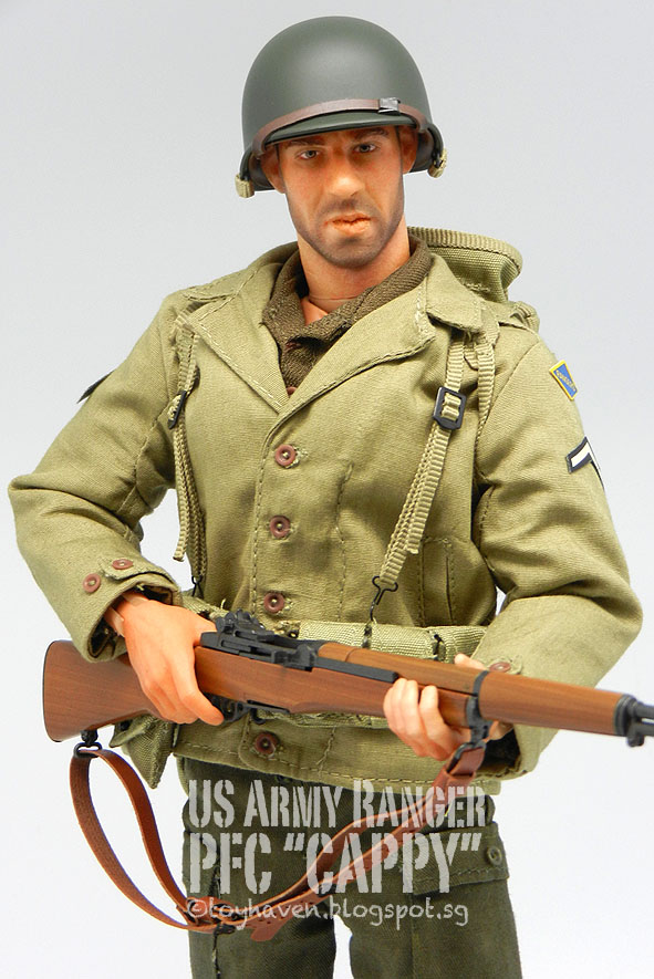 DID Pouch WWII US 2ND RANGER PRIVATE CAPARZO 1//6 ACTION FIGURE TOYS