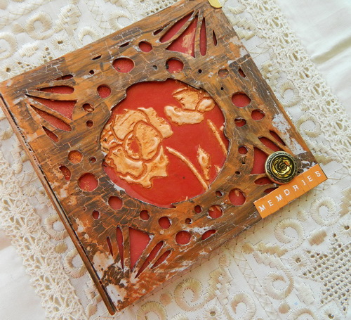 Creative Book Cover Uk : Tando creative memories book covers with irit