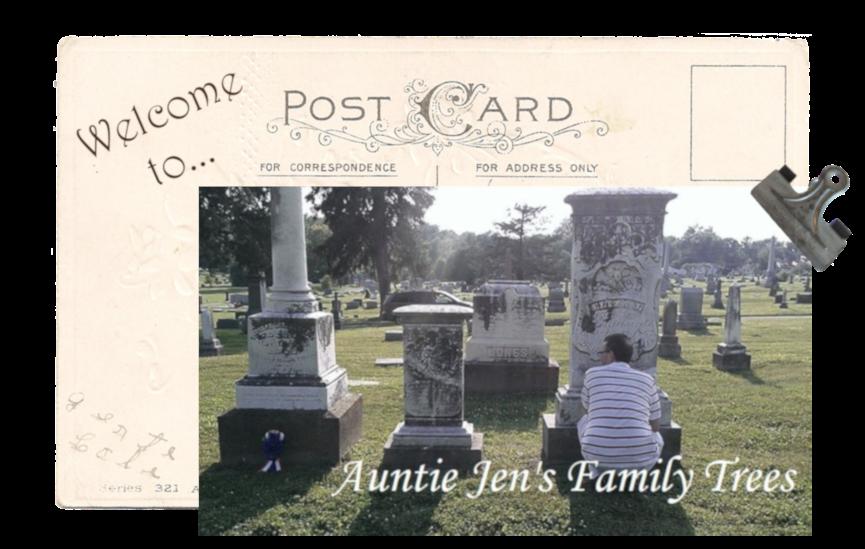 Auntie Jen's Family Trees