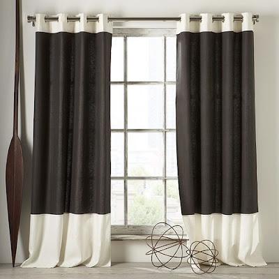 Cortinas modernas cortinas y persianas - Cortinas para pasillos ...