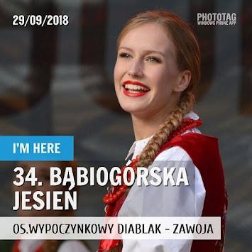 Babiogórska Jesień - Zawoja, 29.09.2018