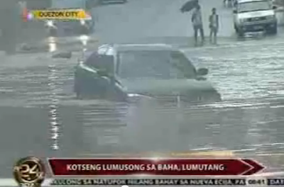 floati car flood christopher lao