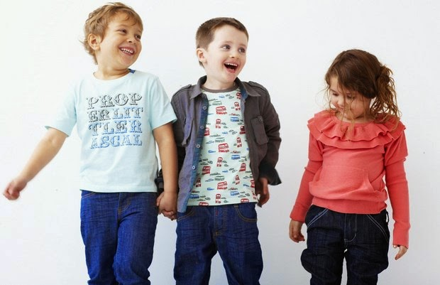 Koleksi Baju Branded Anak Murah