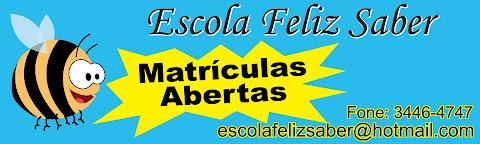 ESCOLA FELIZ SABER