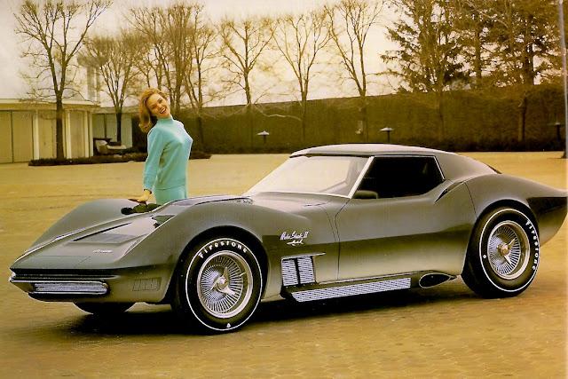 Fab Wheels Digest F W D 1965 Chevrolet Mako Shark Ii