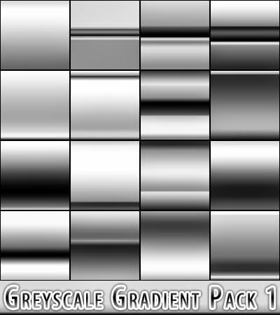 Greyscale Gradient Pack