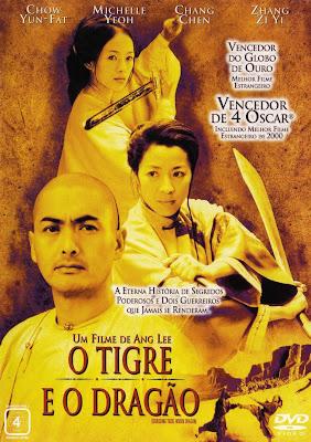 O Tigre e O Dragão - DVDRip Dublado