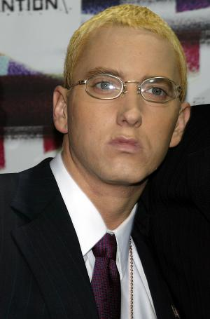 eminem lady gaga. My favorite white boy rapper.