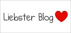 Premio Liebster Blog!!