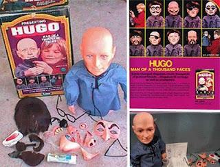 Hugo, Man of a Thousand Faces