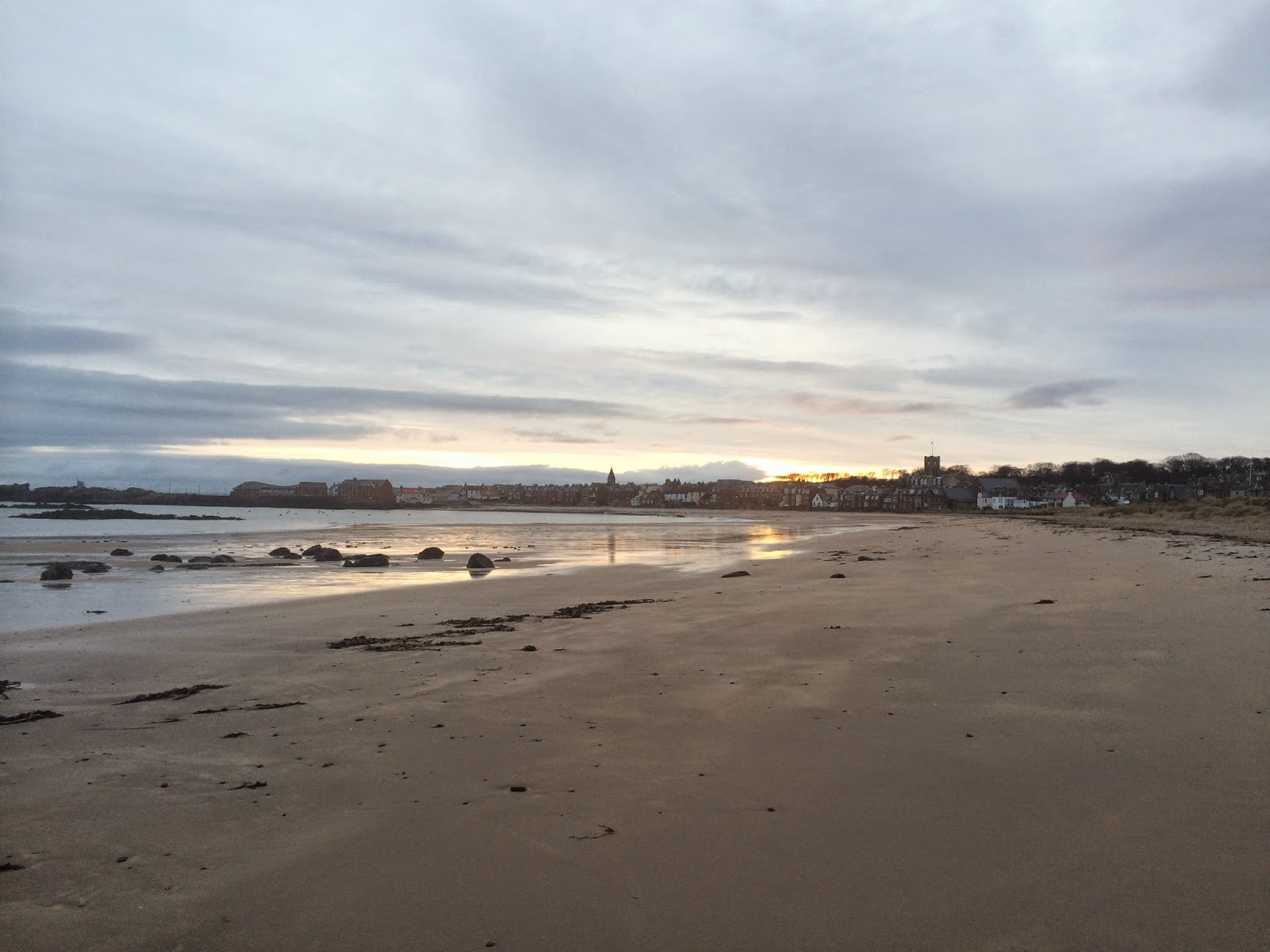 Weekend Away North Berwick Glasgow Girls Guide