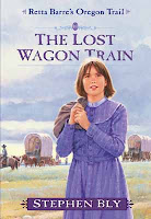 The Lost Wagon Train, novel by Stephen Bly