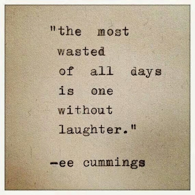laughter quote pinterest ee cummings laugh laughing
