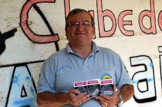 Marcus Fonseca - Campeonato Brasileiro de Tiro Prático 2013 - Clube de Tiro Atibaia - Foto: Divulgação