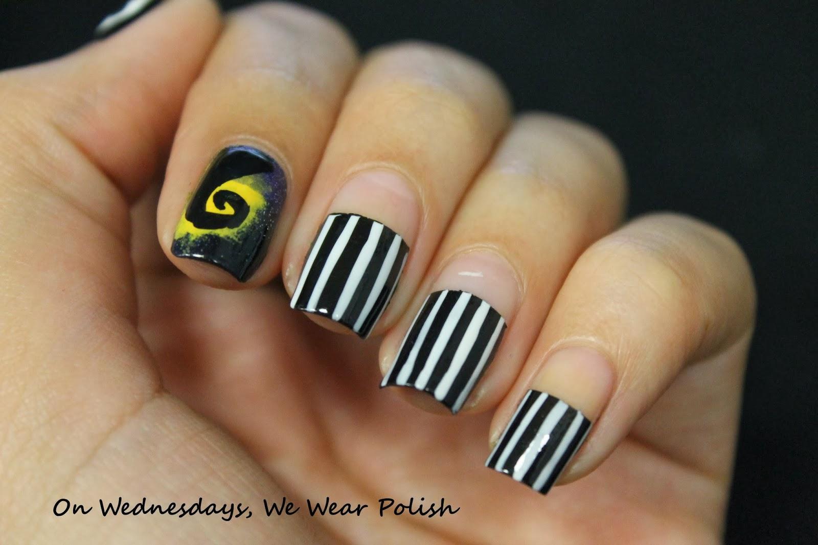 On Wednesdays, We Wear Polish : October 2013
